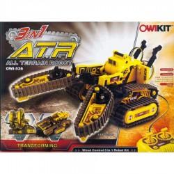 Kit Robot Tout Terrain ATR 3 en 1 OWI