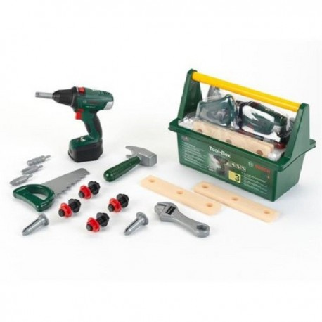 Caisse outils tool box bosch - Barbecue caisse a outil ...