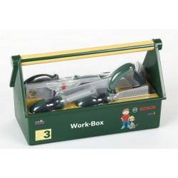 Caisse à outils Work Box BOSCH
