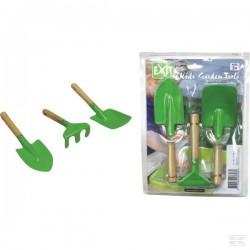 Set de jardinage 3 pieces pour enfant EXIT TOYS