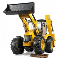 Tractopelle JCB 5CX BRUDER
