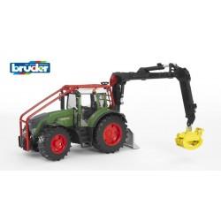 Tracteur forestier FENDT 936 Vario