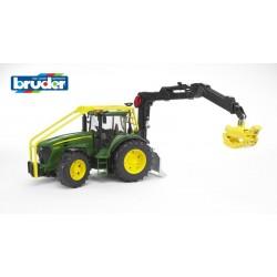 Tracteur forestier JOHN DEERE 7930