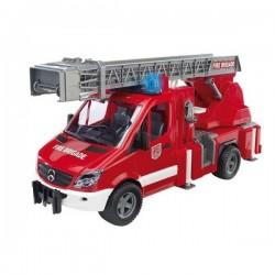 Camion de pompier avec echelle Sprinter MERCEDES