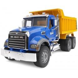 Camion benne basculante MACK