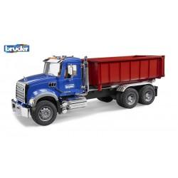 Camion porte container MACK