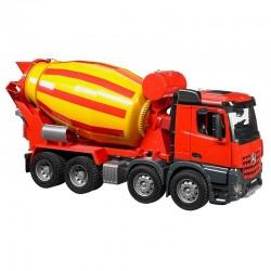Camion toupie a beton Arocs MERCEDES