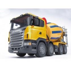 Camion toupie a beton R-serie SCANIA