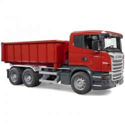 Camion porte container R serie SCANIA