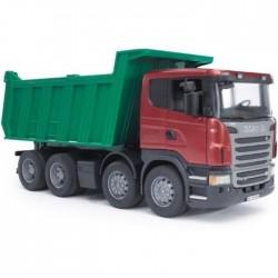 Camion benne serie R SCANIA
