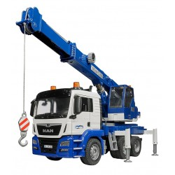 Camion grue TGS MAN