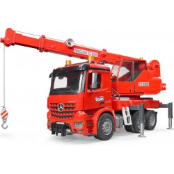 Camion grue Arocs MERCEDES