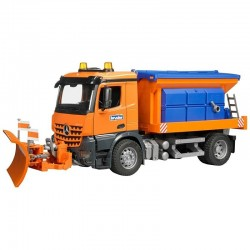 Camion Chasse neige Arocs MERCEDES