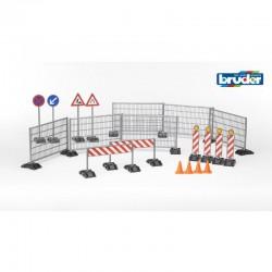 Kit de signalisation de chantier