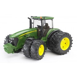 Tracteur 7930 avec roues jumelées JOHN DEERE