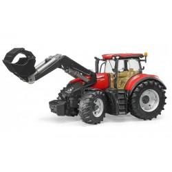 Tracteur Optum 300 CVX avec chargeur CASE IH
