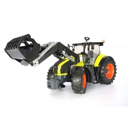 Tracteur Axion 950 avec chargeur CLAAS