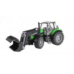 Tracteur Agrotron X720 avec chargeur DEUTZ FAHR 03081