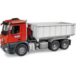 Camion porte container Arocs MERCEDES